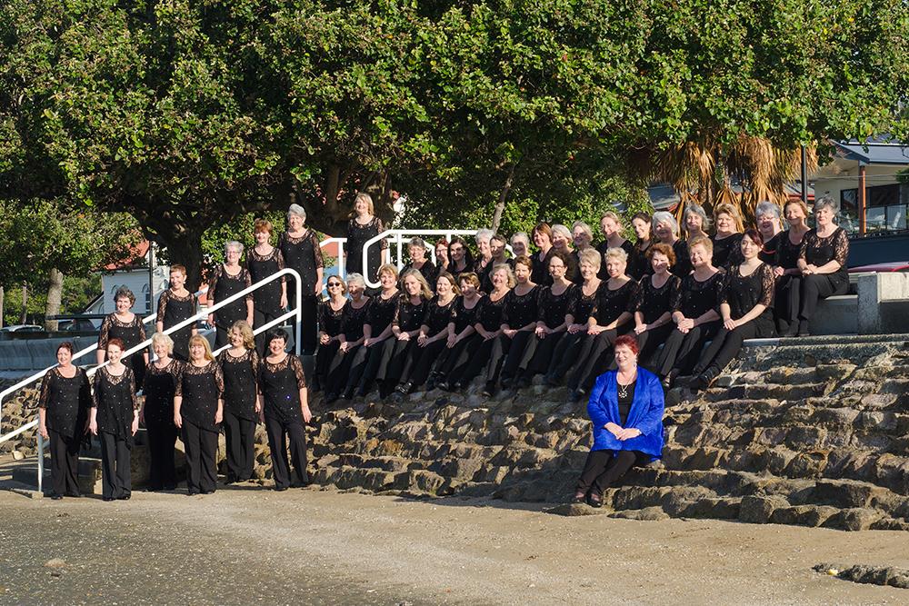 Brisbane Women's Choir, Bayside Divas