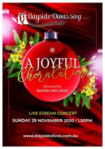 Poster A Joyful Choralation